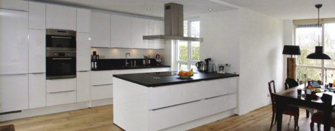 Woninguitbreiding met keuken in Breda